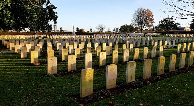 cimetière militaire douvres la délivrande