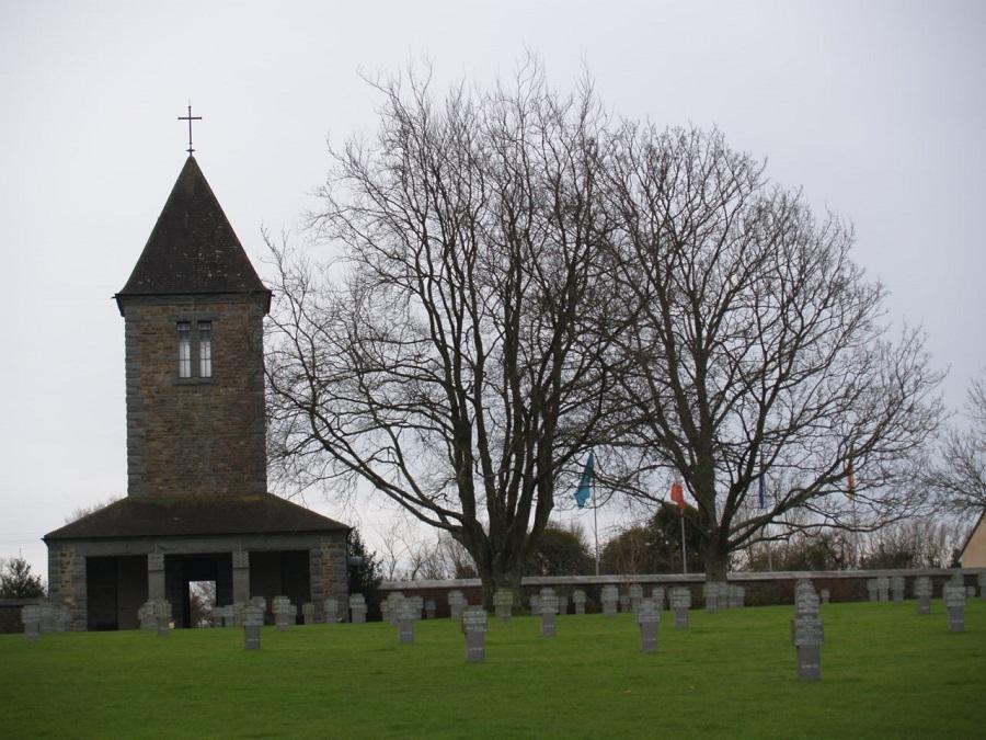 cimetière d'orglandes