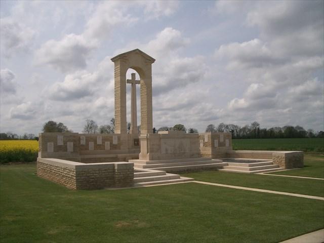 cimetière britannique de fontenay le pesnel