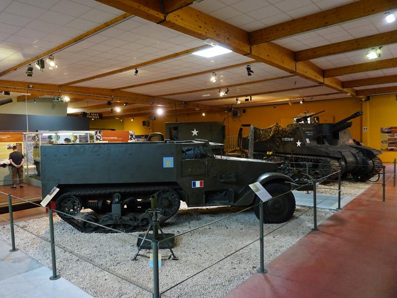 mémorial de la bataille de Normandie
