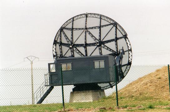 Musée du radar Douvres la délivrande